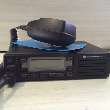 Motorola Base and Vehicle Mobile Radio