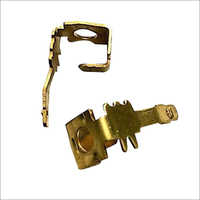 MCB Brass Sheet Metal J Clamp