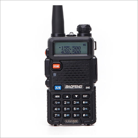 Baofeng BF-UV5R Amateur Radio Portable Walkie Talkie