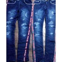 Kids Rough Jeans