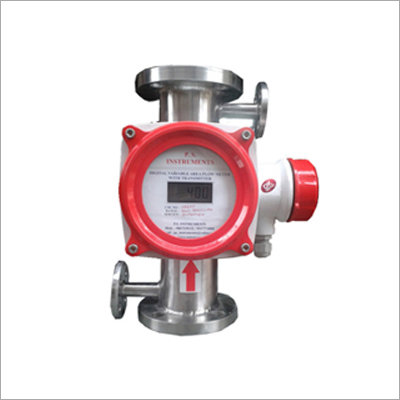 Digital Steam Jacket Flow Meter