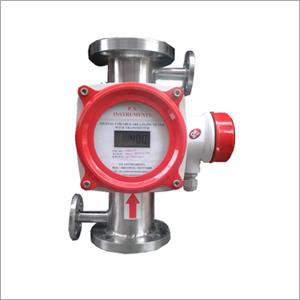 Digital Gas Flow Meter With Totaliser