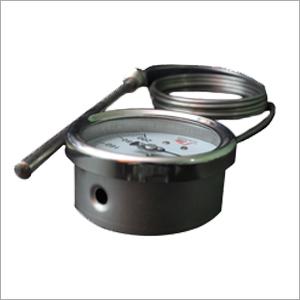 Mercury In Steel Gauge