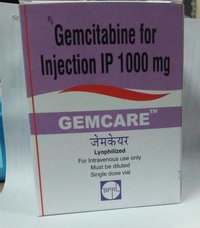 Gemcitabine Injection 1000 mg