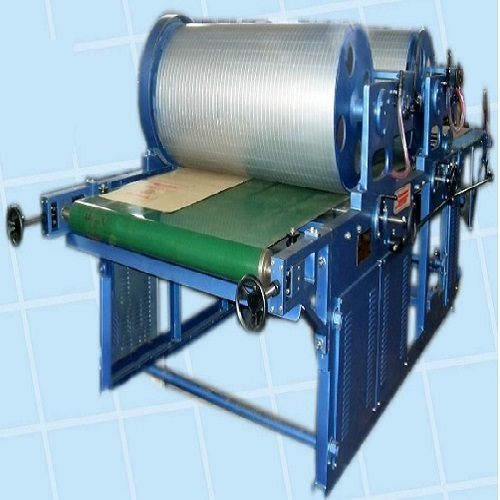 Double  color flexo printing machine