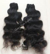Natural Wavy Indian Hair Extension