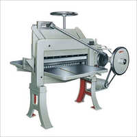 Semi Automatic Notebook Machine