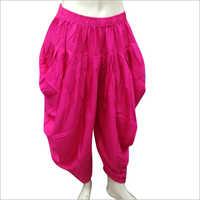 Ladies Rayon Tulip Pant