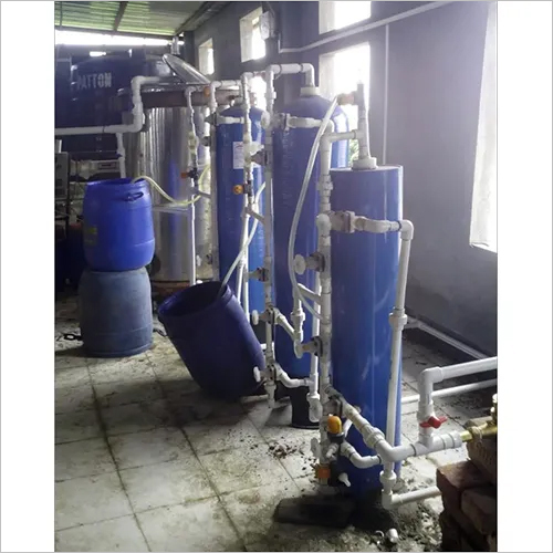 Post RO DM Plant for Pharmaceutical Industry