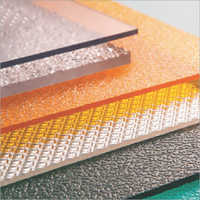 Polycarbonate Designer Embossed Sheet