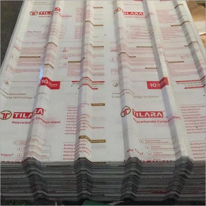Polycarbonate Corrugated Sheet Certifications: Iso 9001:2015 Quality Managment Certificate