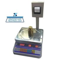 Price Counting Scale Machine