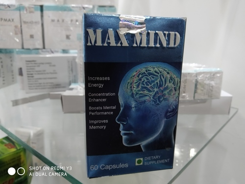 Maxmind Energy Capsule