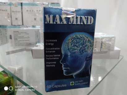Maxmind Energy Capsule Certifications: Who Gmp