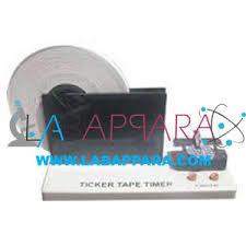 Ticker Tape Timer Apparatus