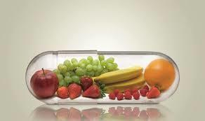 Food Supplement Vitamins