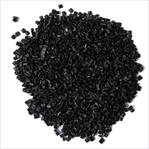 Black Polypropylene Chip Granule
