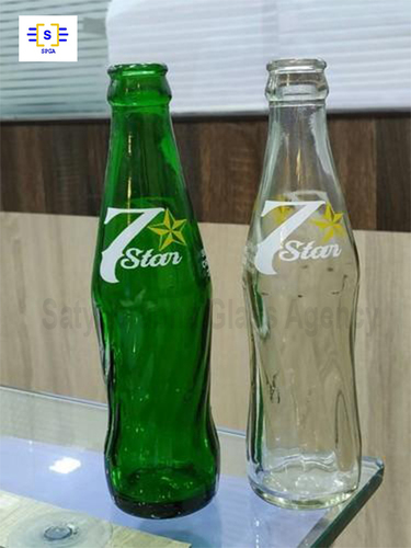 200ml Soft Drink Glass Bottle
