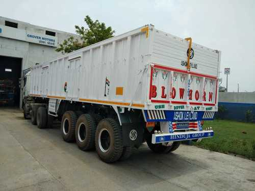 TIPPER BODY FABRICATOR IN LUDHIANA