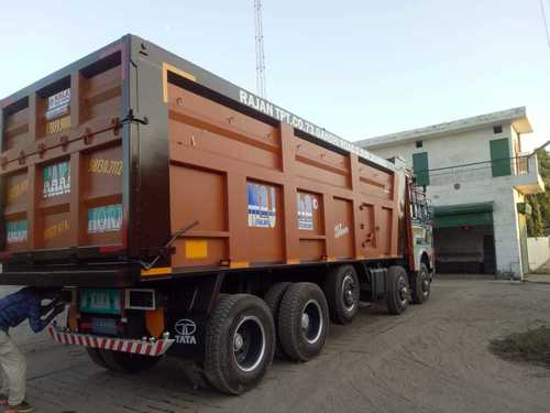 TIPPER BODY MANUFACTURER IN LUDHIANA
