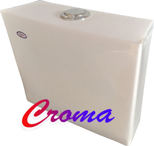 Flush Tank Single (Plastic Toilet Cistern) - Croma