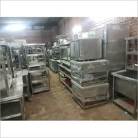 Restaurant Kitchen Hotel Equipment