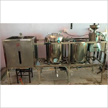 200 LPH Automatic Soya Milk Making Machine