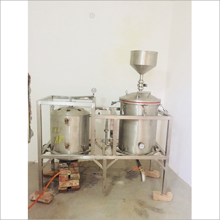 Semi Automatic Soya Milk Machine