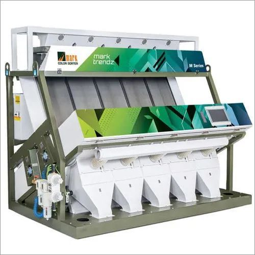 Plastic Flakes Color Sorter Machine