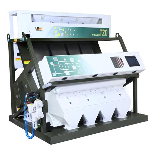 Groundnut Colour Sorter Machine