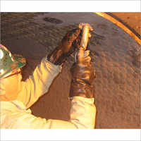 Commercial Refractory Lining Application Work