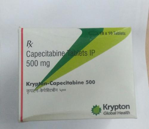 Capecitabine Tablets 500mg