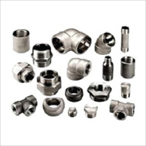 Industrial SS Forged Pipe Fitting