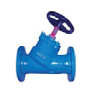 Double Flanged Gate Valve
