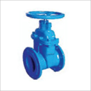 Cast Iron Double Flange Sluice Valve