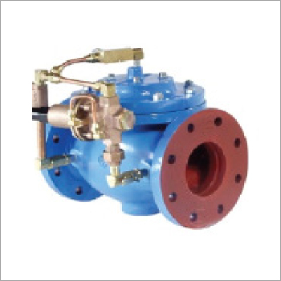Cast Iron Pressure Reducing Valve