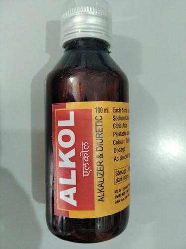 Sodium Citrate 1000 mg + Chlorpheniramine Maleate 4 mg