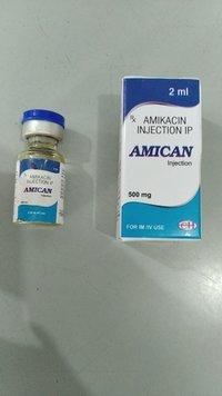 Amikacin Sulphate 500 mg