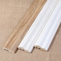 Flat Wood Moulding Trim