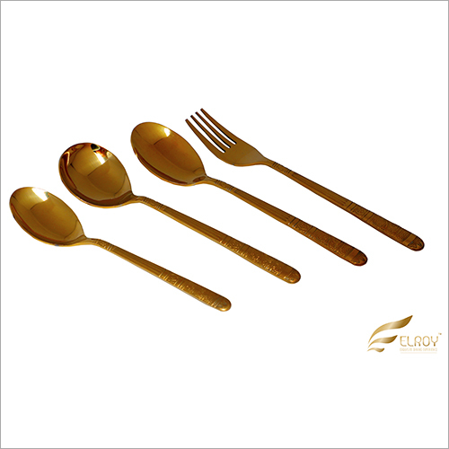 Kraft Gold Cutlery Set