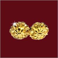Ladies Gold PLated Stud Earrings