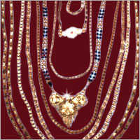 Ladies Gold Plated Chain Gold Plating Service