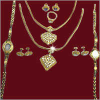 Ladies Intimation Chain Gold Plating Service