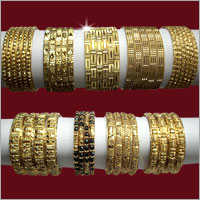 Ladies Bangles Gold Plating Service