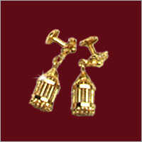 Ladies Fancy Intimation Earings Gold Plating Service