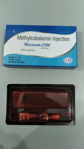 Methyleobalamin 2500 mg