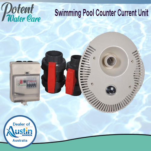 Swimming Pool Counter Current Unit