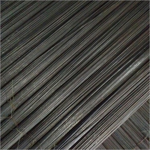 被调直的裁减锻炼的铁导线