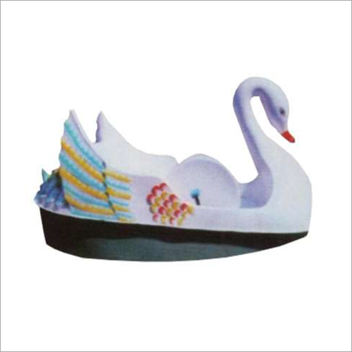 2 Seater FRP Swan Boat