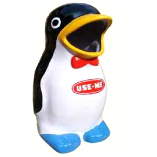 Penguin Dustbin